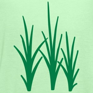 Grass T-Shirts - Women's Flowy Tank Top by Bella