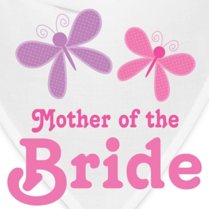 Mother of the Bride (Bridal Party) Women's T-Shirts - Bandana