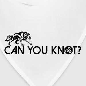Can You Knot? V3 T-Shirts - Bandana