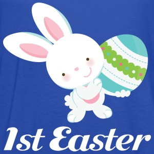 1st Easter Bunny Rabbit Kids' Shirts - Women's Flowy Tank Top by Bella