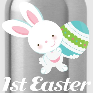 1st Easter Bunny Rabbit Kids' Shirts - Water Bottle
