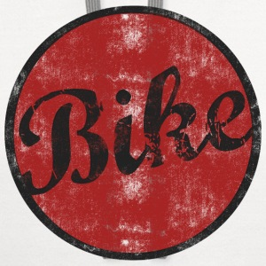 Bicycle Bike Biking T-Shirt - Contrast Hoodie
