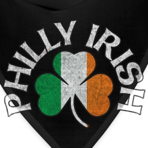 Philly Irish Shamrock Flag Apparel T-Shirts - Bandana