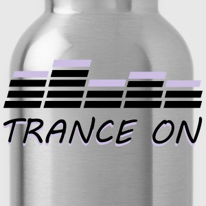 Trance On T-Shirts - Water Bottle