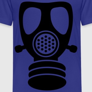 Gas mask Kids' Shirts - Toddler Premium T-Shirt