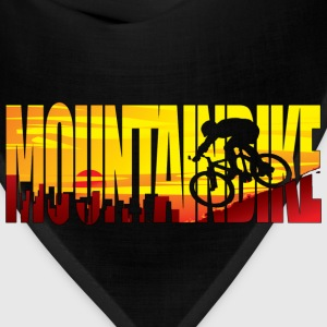 Mountain Bike T-Shirt - Bandana