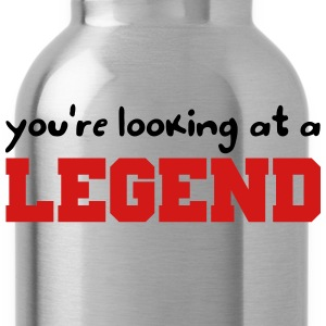 Legend T-Shirts - Water Bottle