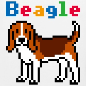 Beagle Search - Men's Premium Tank
