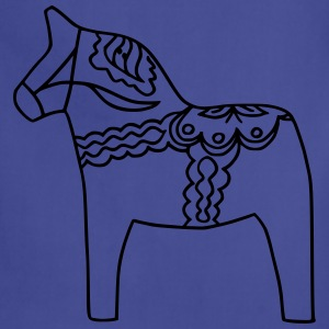 Dala Horse - Adjustable Apron