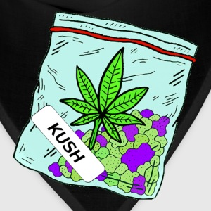 Weed bag T-Shirts - Bandana