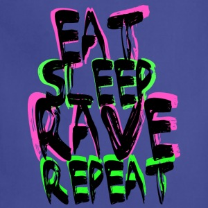 Rave Repeat T-Shirts - Adjustable Apron