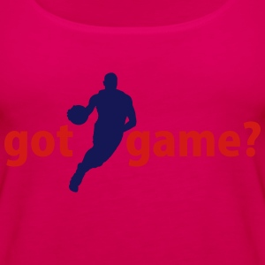 Got Game? T-Shirts - Women's Premium Tank Top