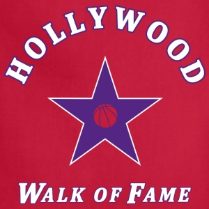Hollywood Walk of Fame 3 T-Shirts - Adjustable Apron