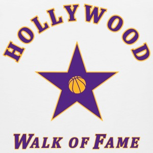 Hollywood Walk of Fame T-Shirts - Men's Premium Tank