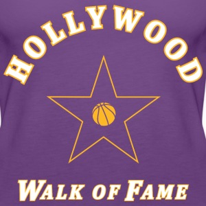 Hollywood Walk of Fame 2 T-Shirts - Women's Premium Tank Top