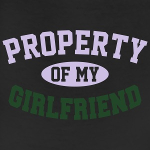 PROPERTY OF MY GIRLFRIEND T-Shirts - Leggings
