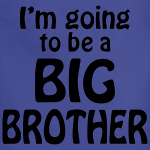 i am going to be a big brother Baby & Toddler Shirts - Adjustable Apron