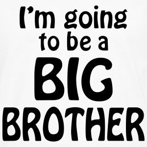 i am going to be a big brother Baby & Toddler Shirts - Men's Premium Long Sleeve T-Shirt
