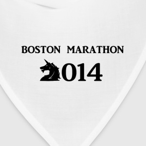 Boston Marathone 2014 T-Shirts - Bandana