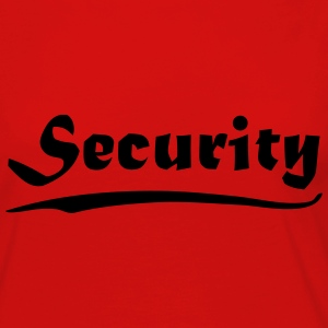 security T-Shirts - Women's Premium Long Sleeve T-Shirt