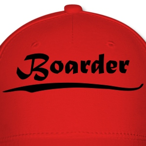 Boarder T-Shirts - Baseball Cap