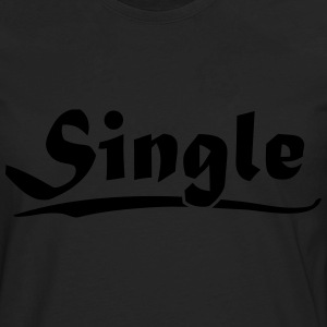 Single T-Shirts - Men's Premium Long Sleeve T-Shirt