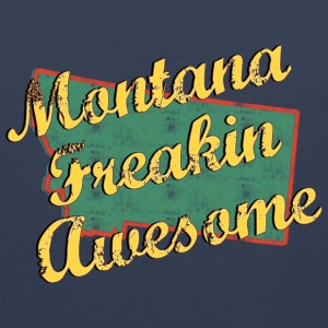 Montana Freaking Awesome - Men's Premium Tank