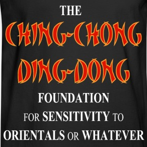 THE CHING-CHONG DING-DONG T-Shirts - Men's Long Sleeve T-Shirt