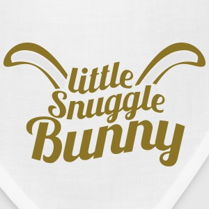 cute little snuggle bunny with ears Women's T-Shirts - Bandana