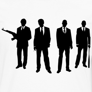 bodyguards - Men's Premium Long Sleeve T-Shirt