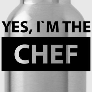 yes i´m the chef T-Shirts - Water Bottle