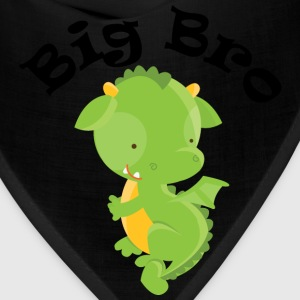 Big Bro Dragon Kids' Shirts - Bandana