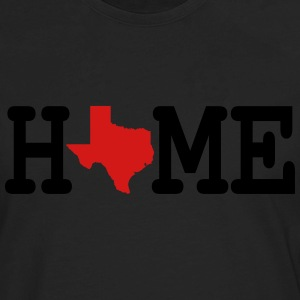 Texas State Home T-Shirts - Men's Premium Long Sleeve T-Shirt