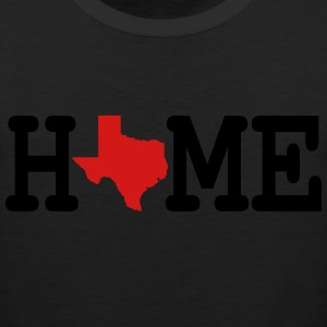 Texas State Home T-Shirts - Men's Premium Tank