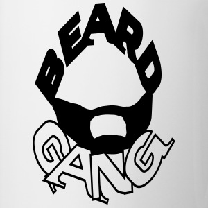 beardgang T-Shirts - Coffee/Tea Mug