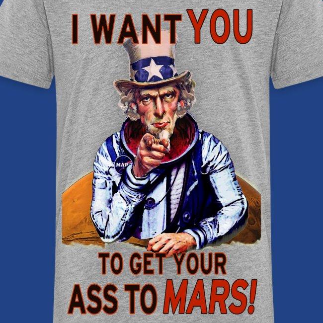 Uncle Sam - Mars