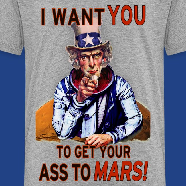 Uncle Sam - Mars