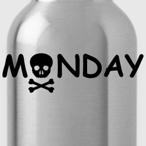monday T-Shirts - Water Bottle