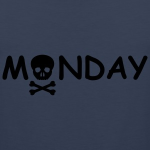 monday T-Shirts - Men's Premium Tank