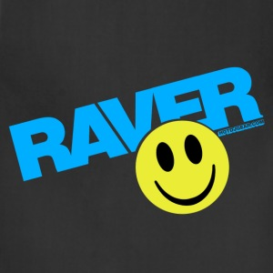 Raver Smilie - Adjustable Apron