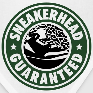 sneakerhead guaranteed T-Shirts - Bandana