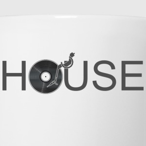 House Vinyl - Coffee/Tea Mug