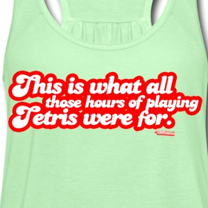 What All Those Hours Of Playing Were For - Women's Flowy Tank Top by Bella