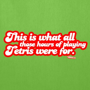 What All Those Hours Of Playing Were For - Tote Bag