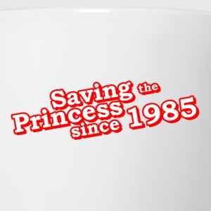 Saving The Princess Since 1985 - Coffee/Tea Mug