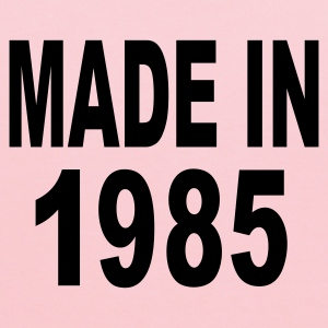 Gold Made in 1985 T-Shirts - Kids' Hoodie