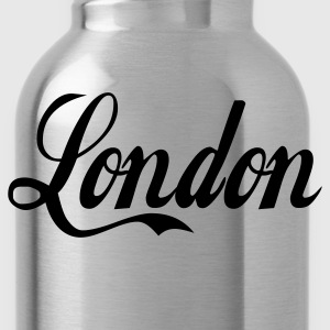Navy london T-Shirts - Water Bottle