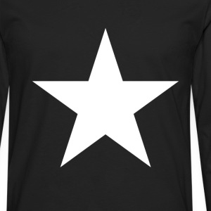 Star - Men's Premium Long Sleeve T-Shirt