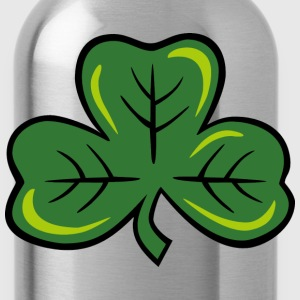 Shamrock Tshirt - Water Bottle