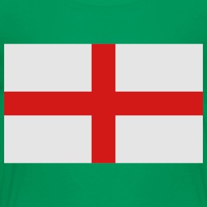 Kelly green England Kids' Shirts - Toddler Premium T-Shirt